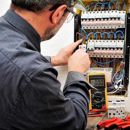 Electricien dépannage électricité Namur