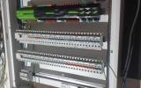 deux exemple de coffret électrique réaliser et l'un avec la domotique LOXONE